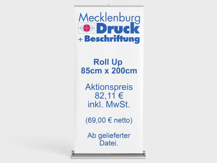 Aktuelles Angebot von Mecklenburg Druck