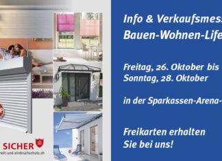 Bauen Wohnen Lifestyle Messe Kiel