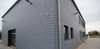 Kurt Burmeister bezieht Neubau in Kronshagen