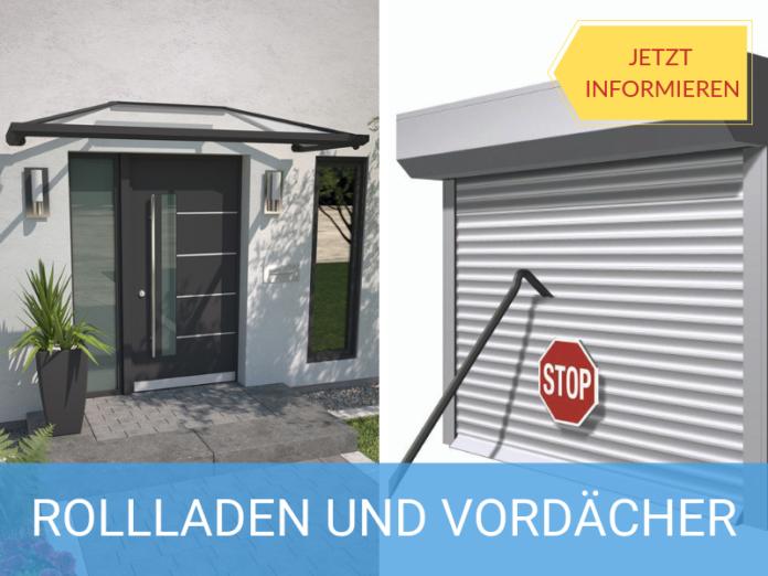 Rollladen und Vordächer von Staal in Kiel und Plön